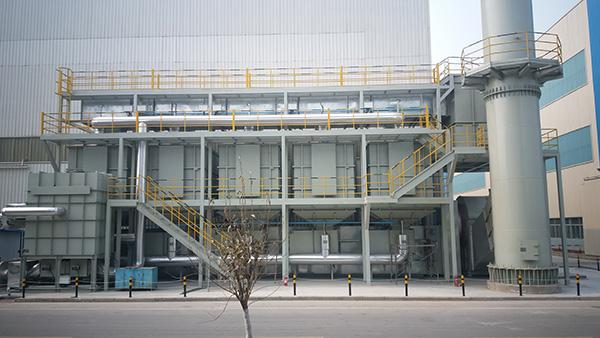 RCO催化燃烧装置工程案例
