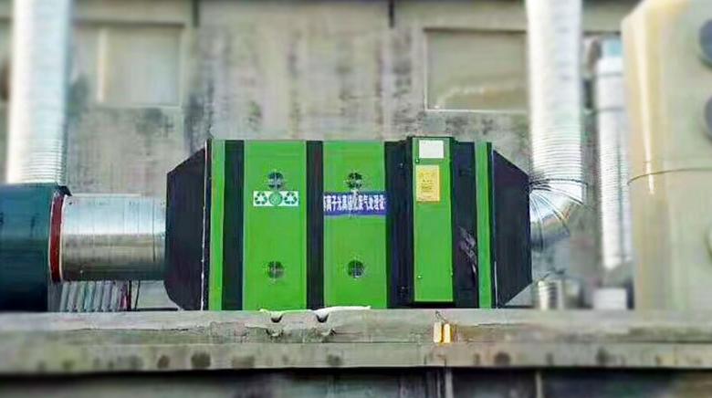 造纸厂的废气如何处理