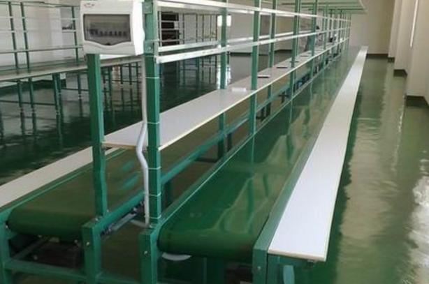 防静电PVC皮带生产线组成